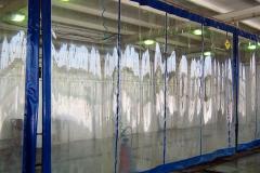 5                            PVC tentinės užuolaidos - pertvaros