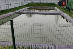 4                              Įklotai vandens rezervuarams