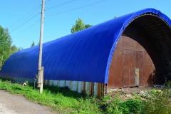 10                        Tentu atnaujintas stogas