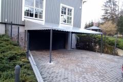 1   Tentinė pastogė - garažas